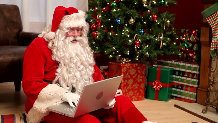 Άι-Βασίλη Έχεις Email Περιμένω Δώρο