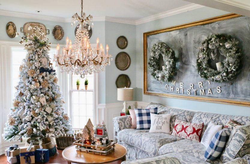 Διακόσμηση Χριστουγεννιάτικη του Σπιτιού μας