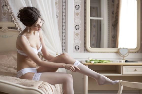 Σέξι και άνετα νυφικά εσώρουχα