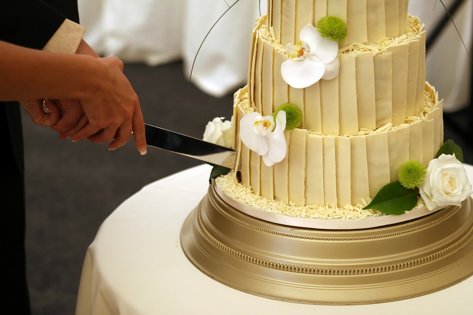 Η γαμήλια τούρτα μου και πώς να την επιλέξω !