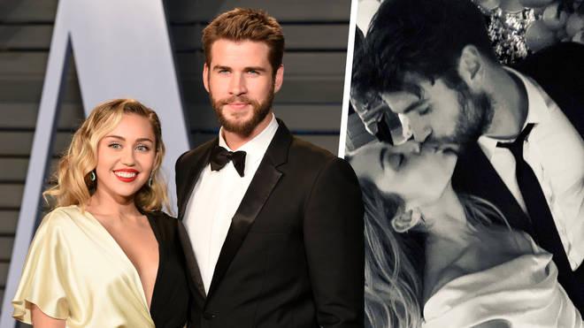 H Miley Cyrus και ο Liam Hemsworth παντρεύτηκαν κρυφά