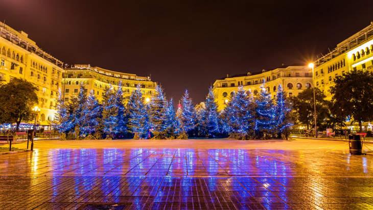 Το Εορταστικό Ωράριο Καταστημάτων στην Αθήνα και την Θεσσαλονίκη για το 2018-2019