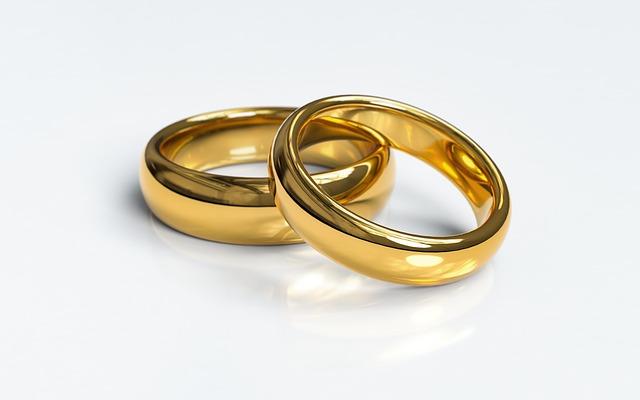 Βέρες γάμου και καράτια
