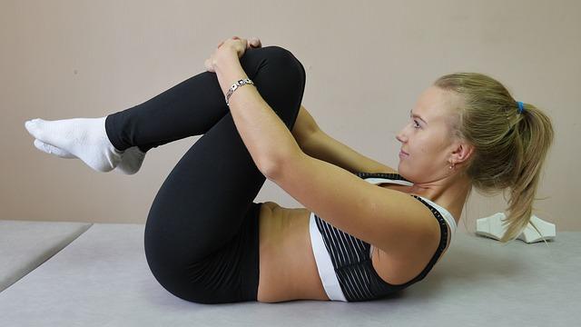 Γυμναστική και κλιμακτήριος