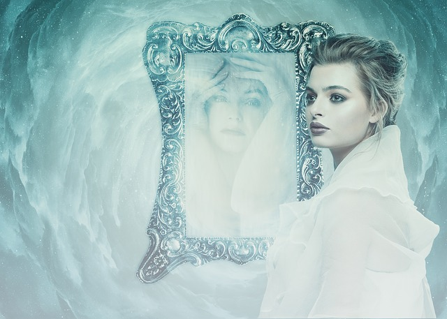 Η ιστορία ενός καθρέφτη