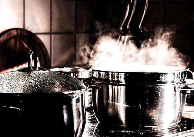 Ιστορική αναδρομή και εξέλιξη της μαγειρικής