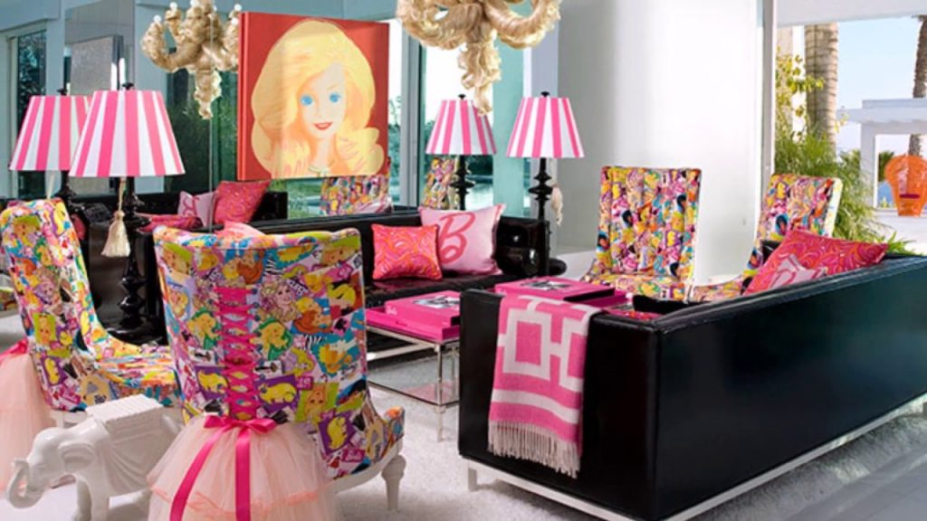 KITSCH DECORATING STYLE