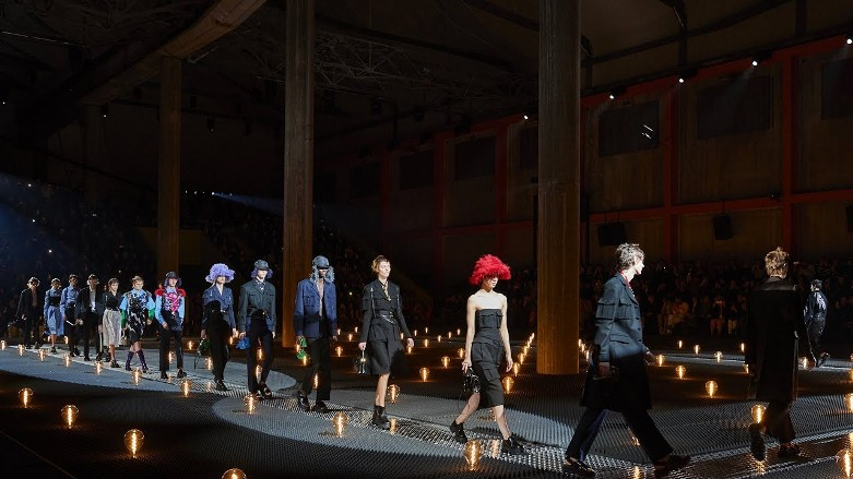 Prada Fall Winter 2019 Men's and Women's Show