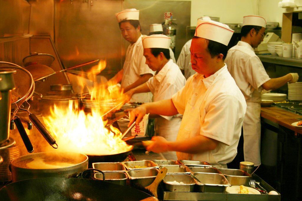 Κινέζικη κουζίνα- china -cook
