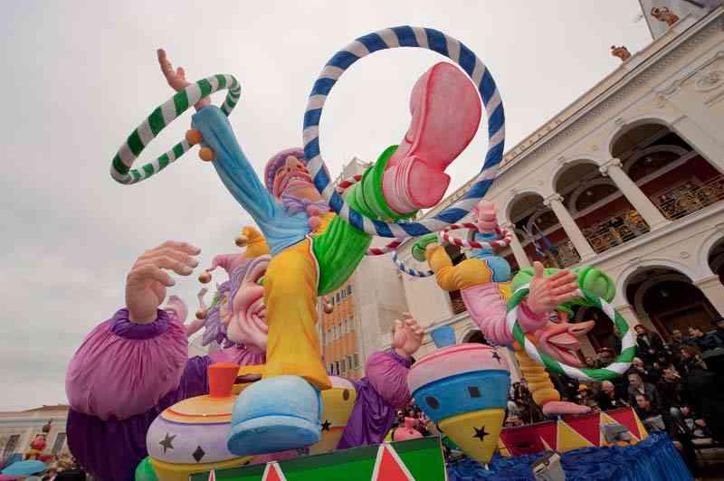 Το καρναβάλι της Πάτρας