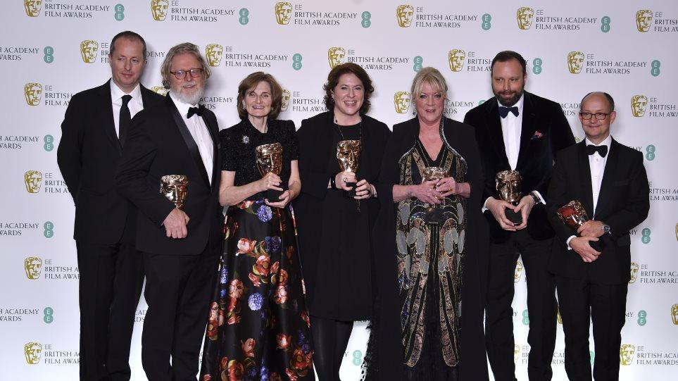BAFTA 2019 Εφτά βραβεία για το The Favourite και τέσσερα για την ROMA