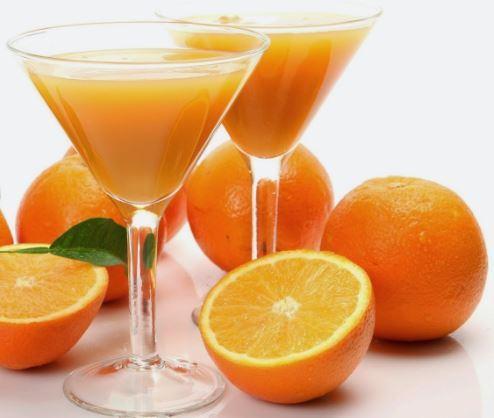 Juice Orange, Χυμός Πορτοκαλιού