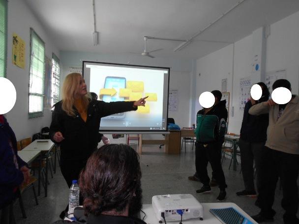 Ξεκίνησε ο σχεδιασμός κύκλου μαθημάτων Επιχειρηματικότητας στο κλειστό κατάστημα κράτησης Ναυπλίου