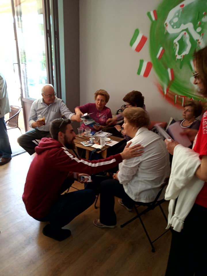 Λευτέρης Ψωμιάδης: Η επικοινωνία με τους πολίτες είναι προτεραιότητα και δέσμευση