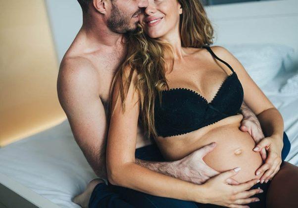 """Η εγκυμοσύνη """"σκοτώνει """"τον έρωτα;"""
