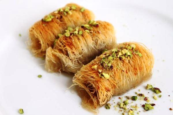 Κανταΐφι | Εκπληκτική παραδοσιακή συνταγή