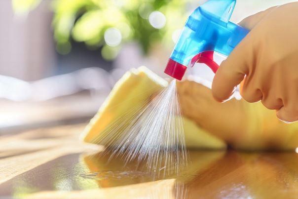Κορωνοϊός: Πώς να επιτύχετε την καλύτερη απολύμανση στο σπίτι