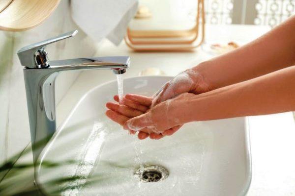 Κορωνοϊός: Συχνό Πλύσιμο χεριών και ξηρά χέρια