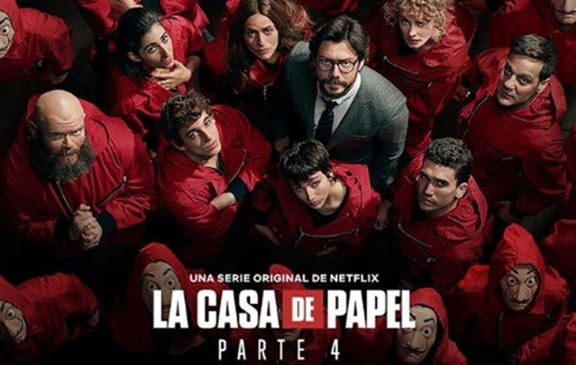 La Casa de Papel 4η σεζόν