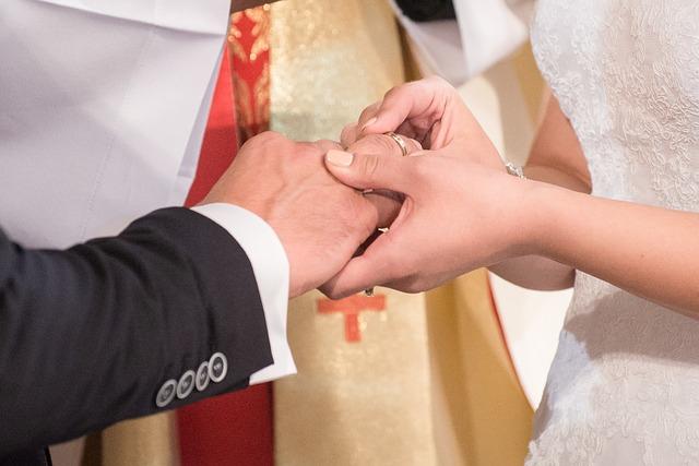 Βέρες γάμου, Συμβολισμός